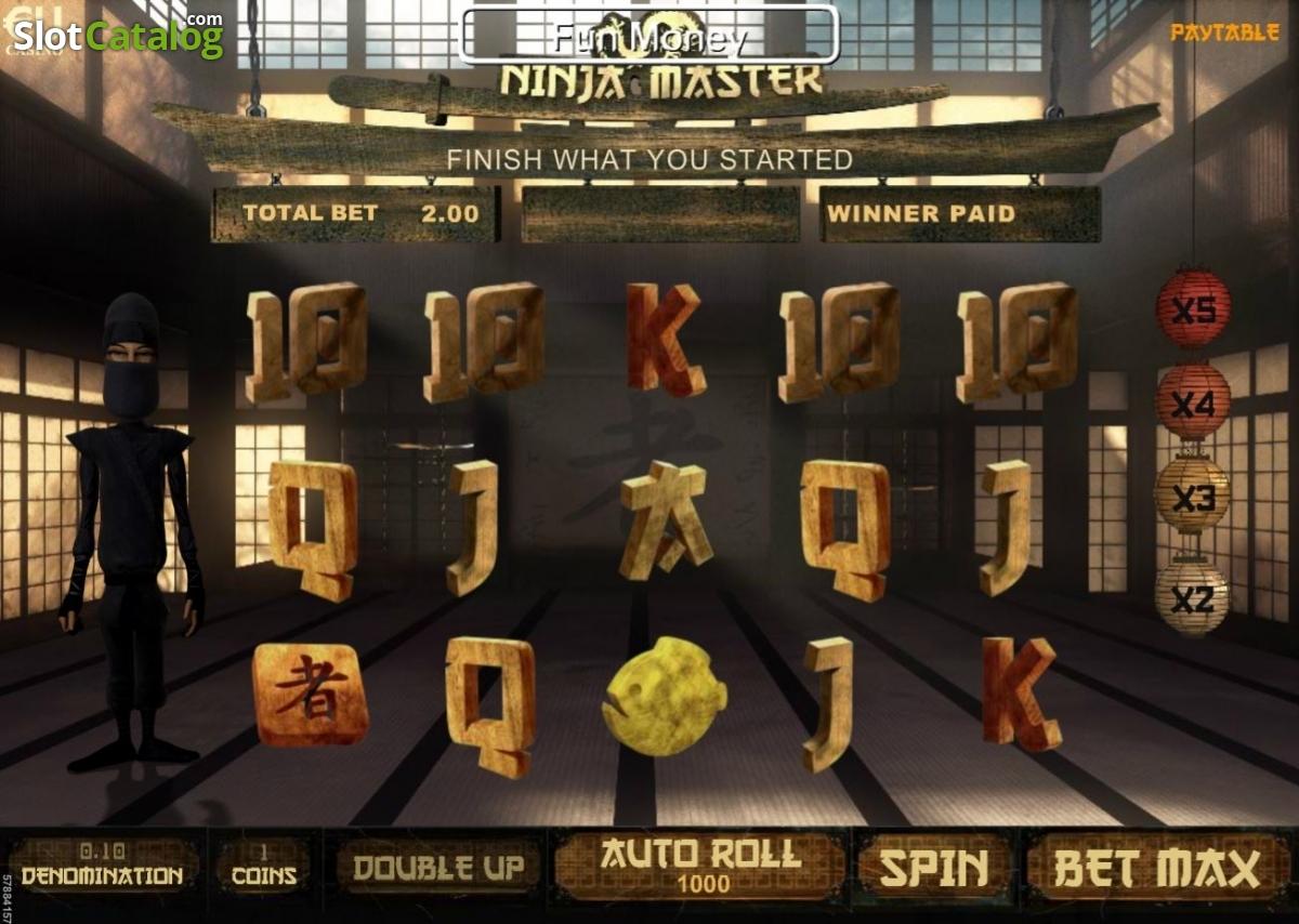 Spiele Ninja Master - Video Slots Online