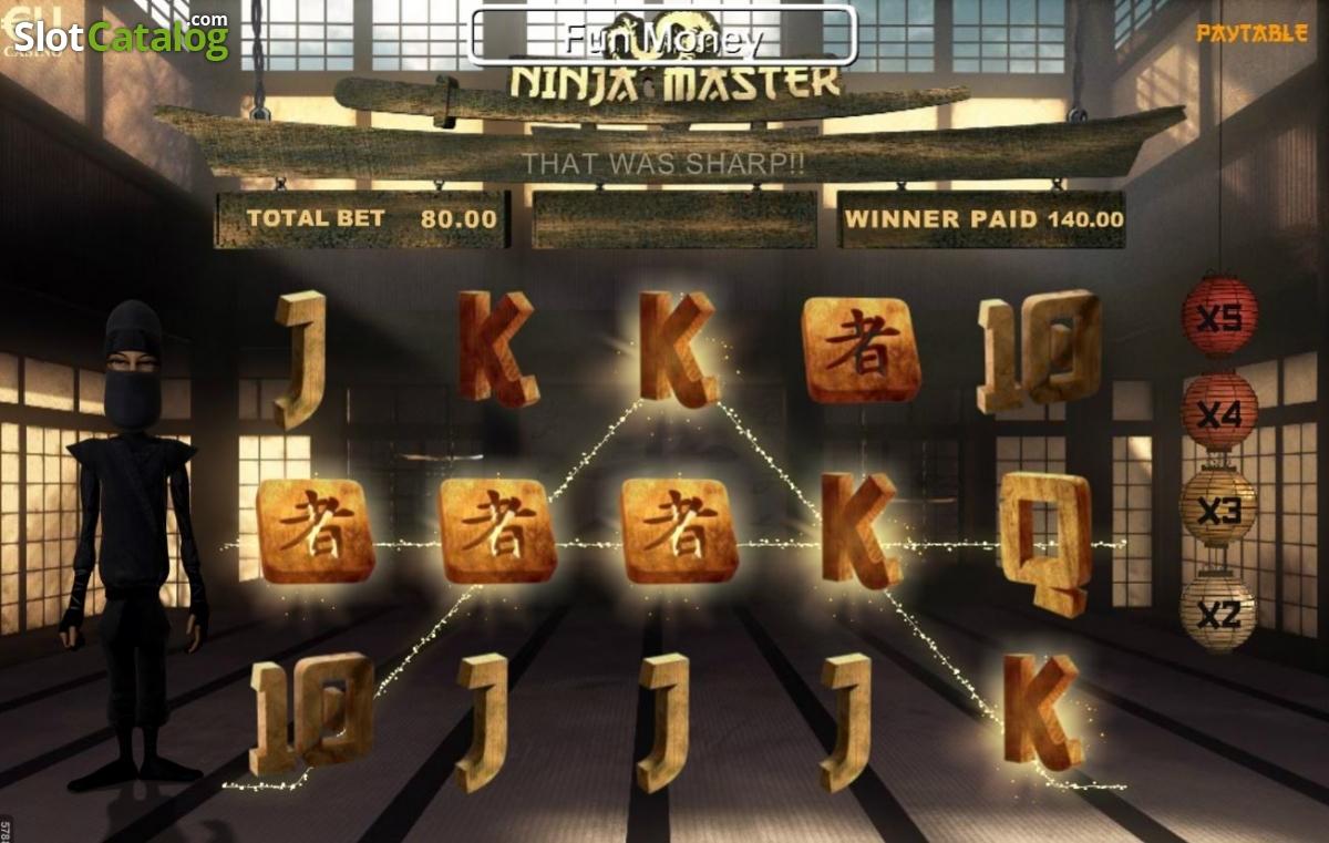 ninja master casino