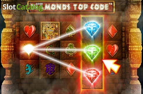Diamonds Top Code (Video Slot from Skywind Group)