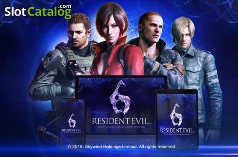 Resident Evil 6 Slot Review, Bonus Codes & where to play