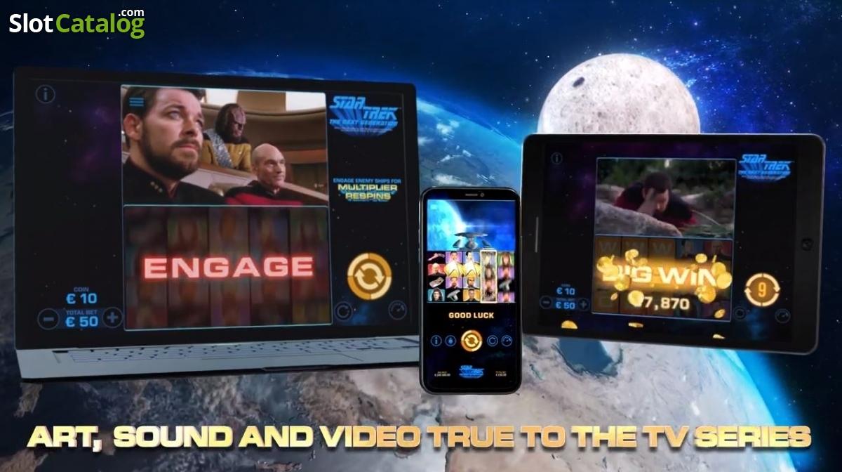 Star Trek Slots Online Free