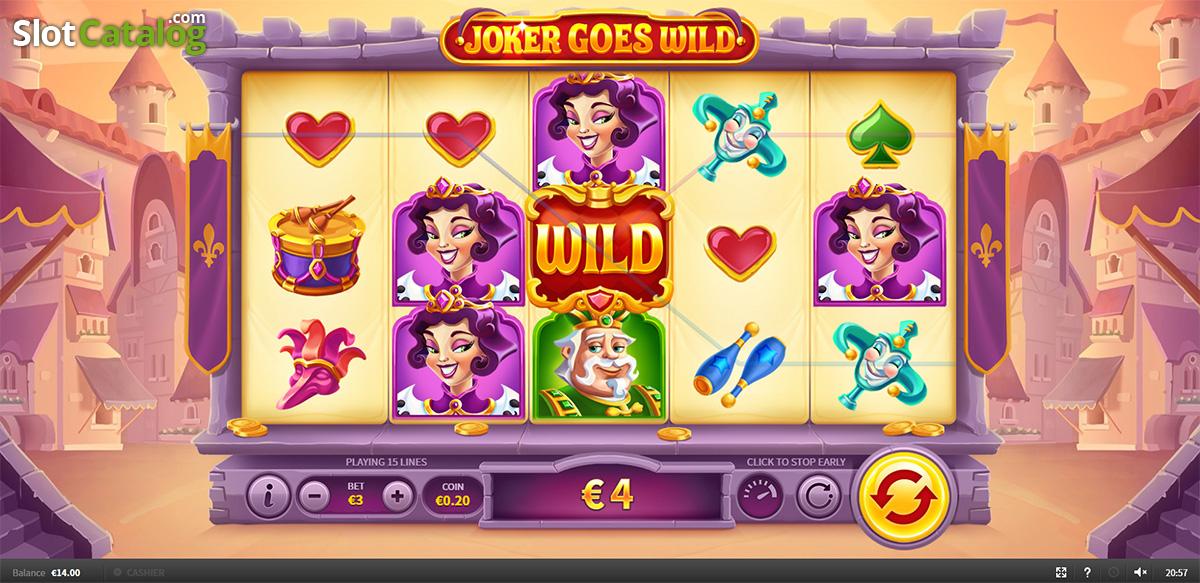 Spiele Joker Goes Wild - Video Slots Online