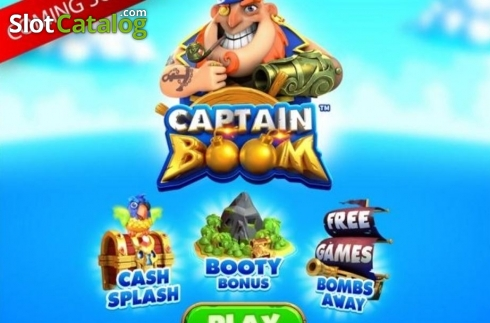 Captain Boom (Video Slot from Skywind Group)
