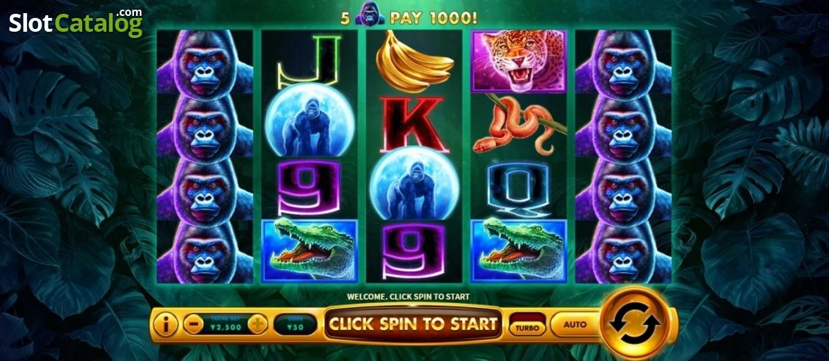 Spiele Gorilla Moon - Video Slots Online
