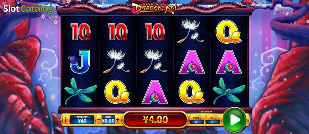 Spiele Legend Of Dragon Koi - Video Slots Online