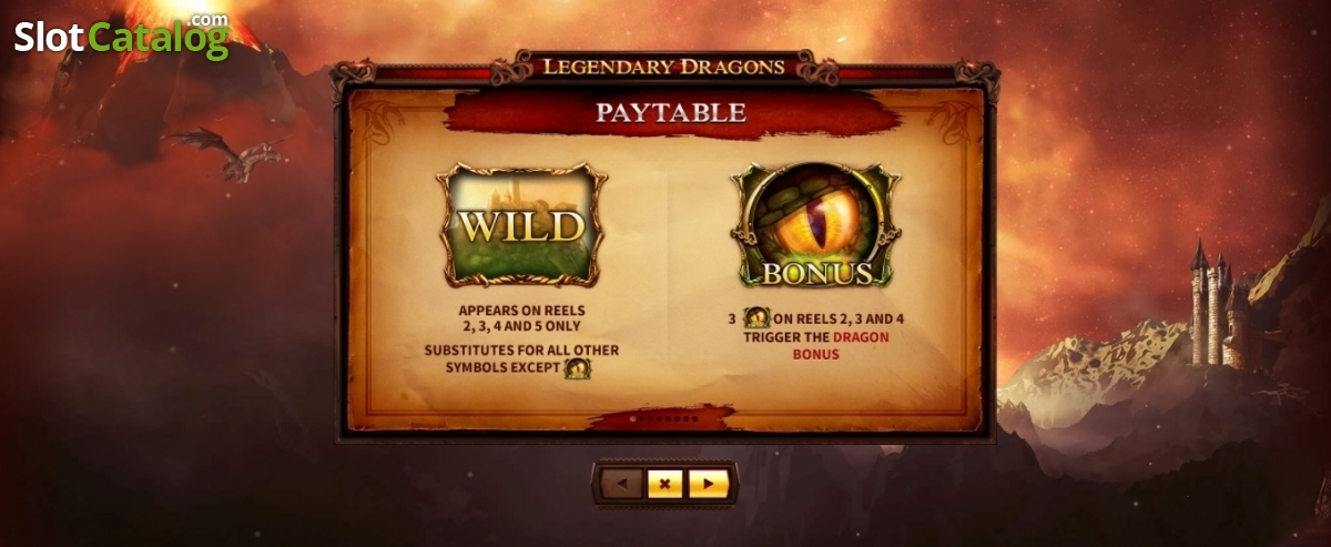 Review Of Legendary Dragons Video Slot From Skywind Group