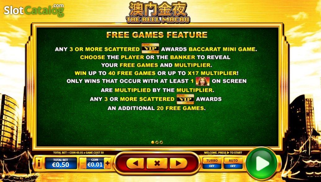 The Reel Macau Slot Review, Bonus Codes & where to play from United Kingdom