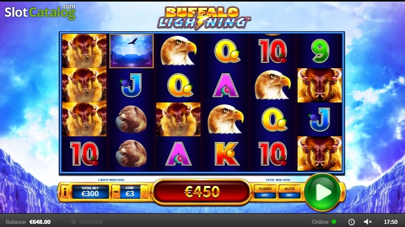 Spiele Buffalo Lightning - Video Slots Online
