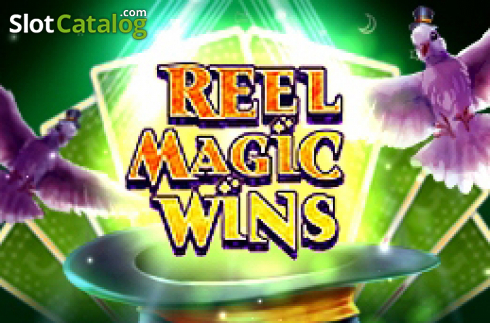 Reel Magic Wins Ranura de video de Slot Factory