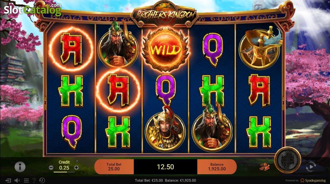 Brothers kingdom spadegaming casino slots cheat hacks list
