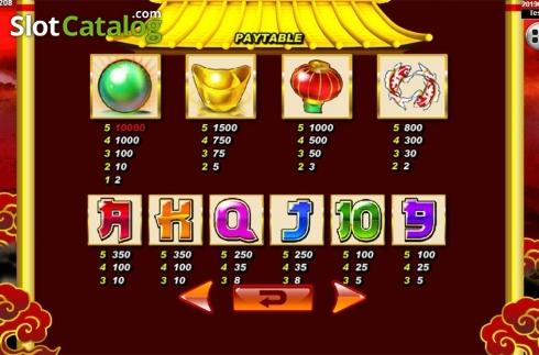 Express secrets dragon gold spadegaming slot game triple excalibur games