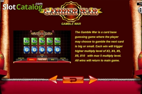 Màn12. Emperor Gate SA (Video Slot từ Spadegaming)