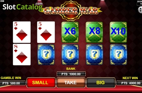 Màn6. Emperor Gate SA (Video Slot từ Spadegaming)