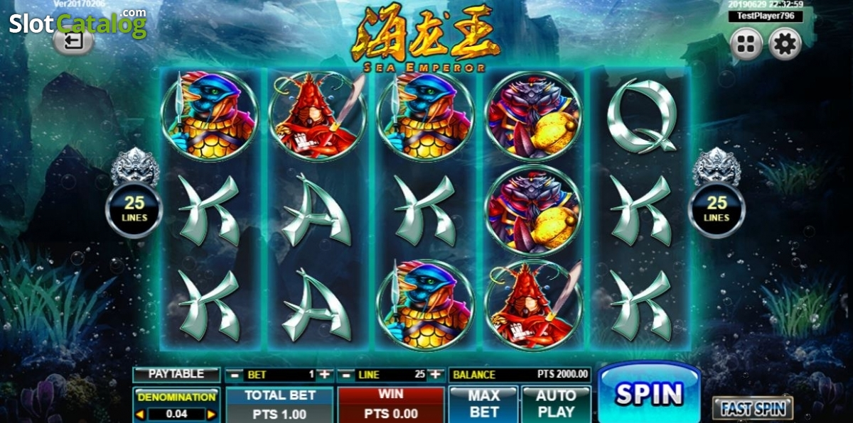 Sea Emperor Slot Review, Bonus Codes & where to play from United Kingdom