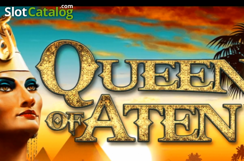 Queen of Aten (Video Yuvası itibaren Spin Games)