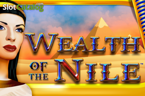 Wealth of the Nile (Video Slots from Spin Games)
