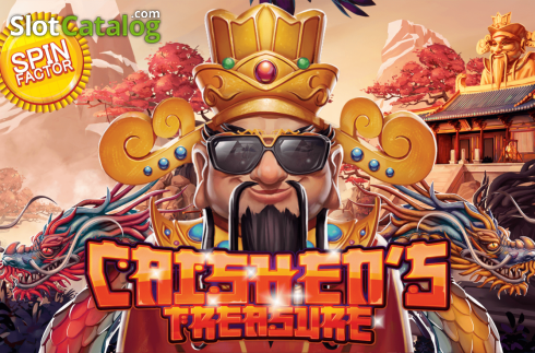 Caishen's Treasure (Video Slot from Spinmatic)