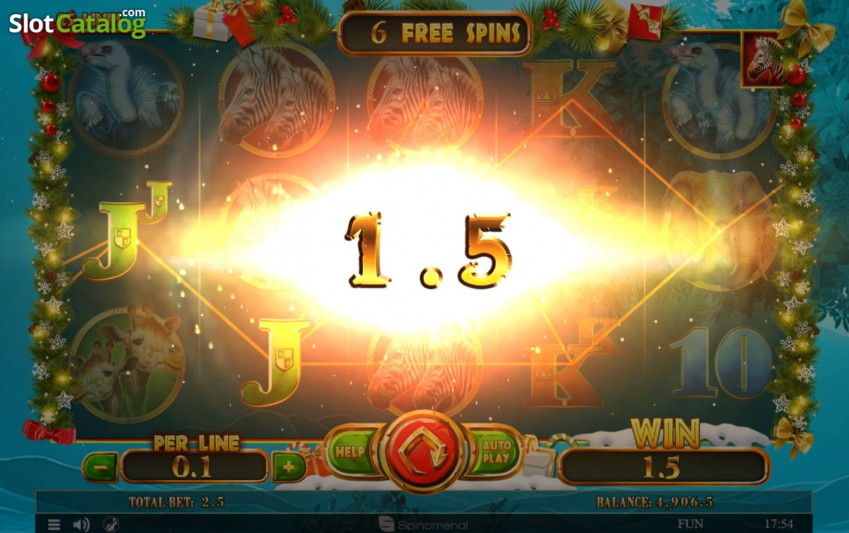 Spiele Majestic King Christmas Edition - Video Slots Online