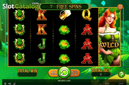 Spiele Lucky Mrs Patrick - Video Slots Online
