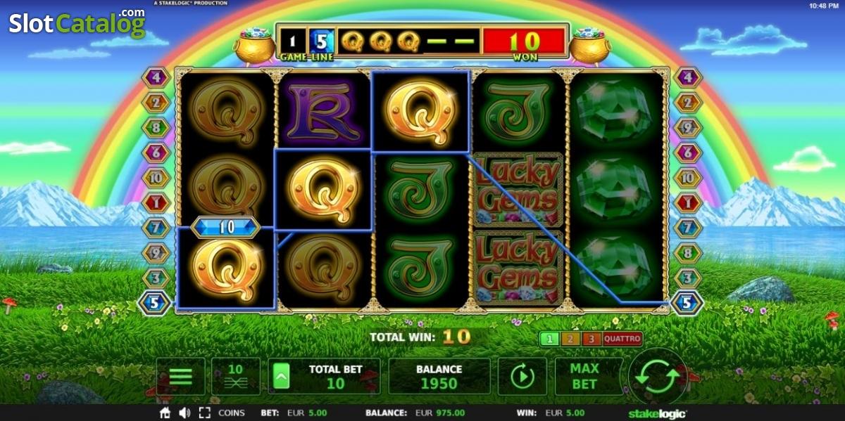 Spiele Lucky Gems Deluxe (StakeLogic) - Video Slots Online