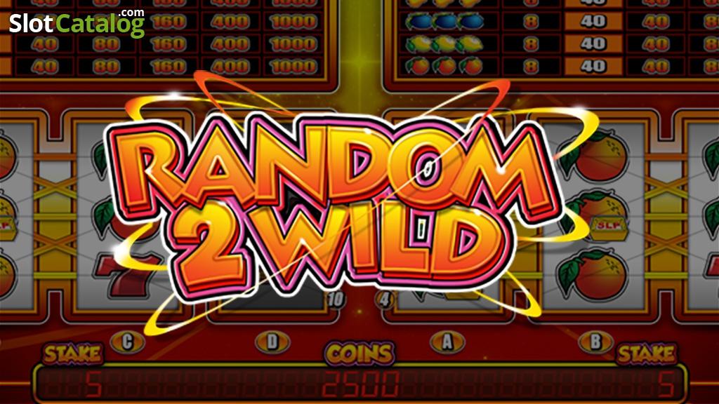 random 2 wild spielen