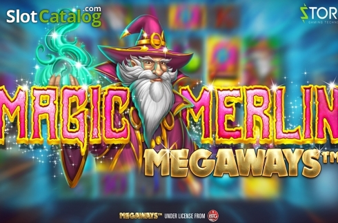 Magic Merlin Megaways. Magic Merlin (Video Slot from Storm Gaming)