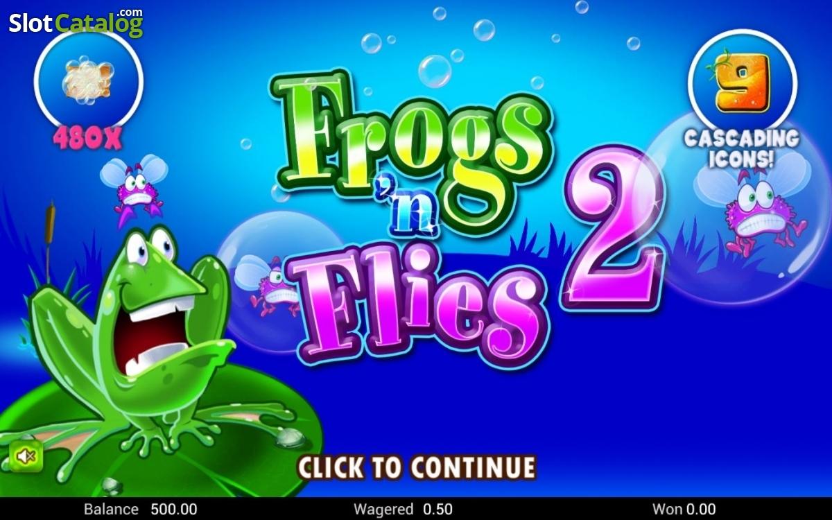 Spiele Frogs N Flies 2 - Video Slots Online