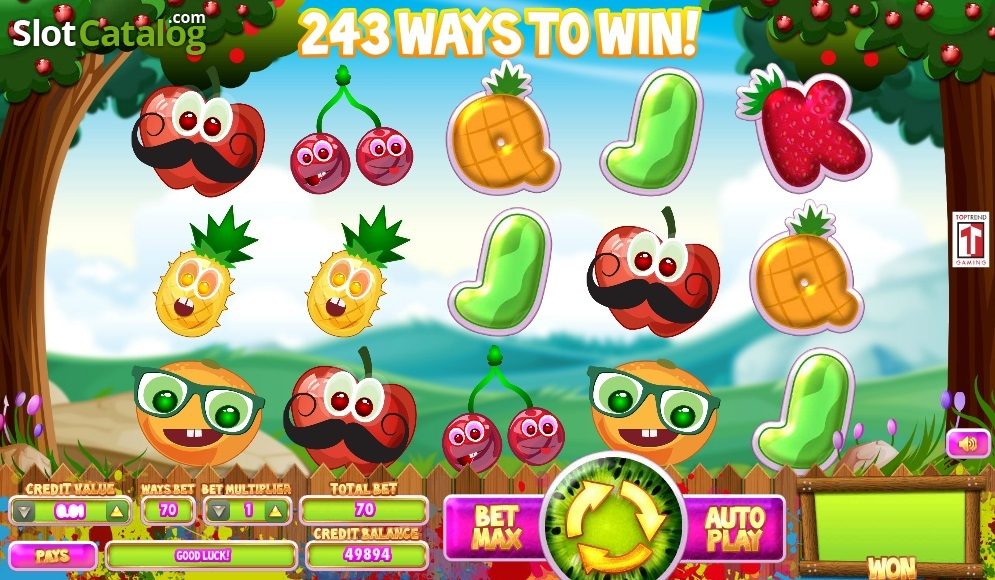 Spiele Berry Blast Plus - Video Slots Online