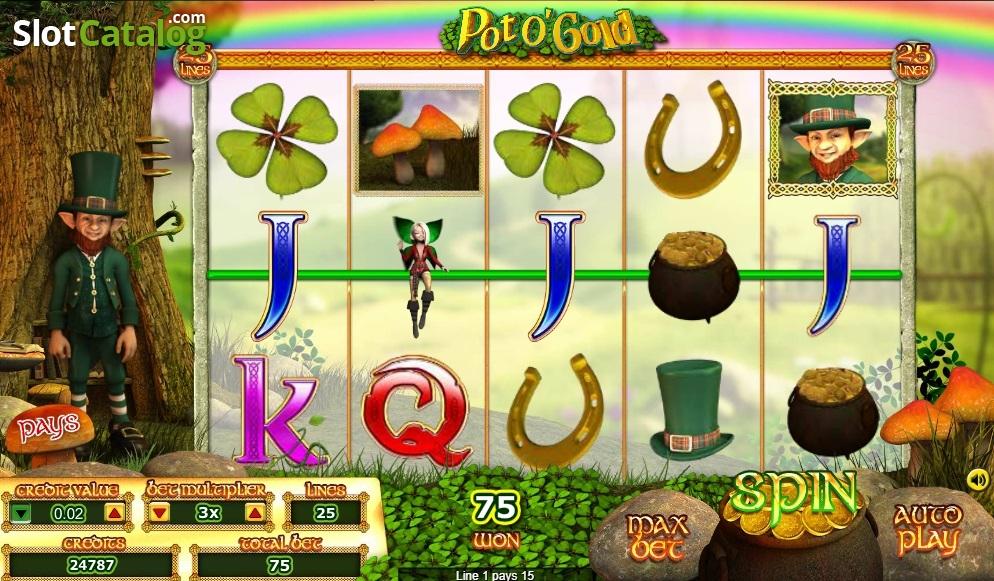 Spiele Pot O Gold 2 - Video Slots Online