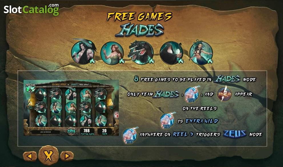 Spiele Zeus Vs Hades - Video Slots Online