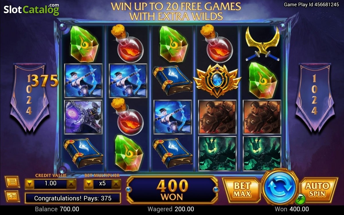 League Of Champions Slot Review, Bonus Codes & Where To