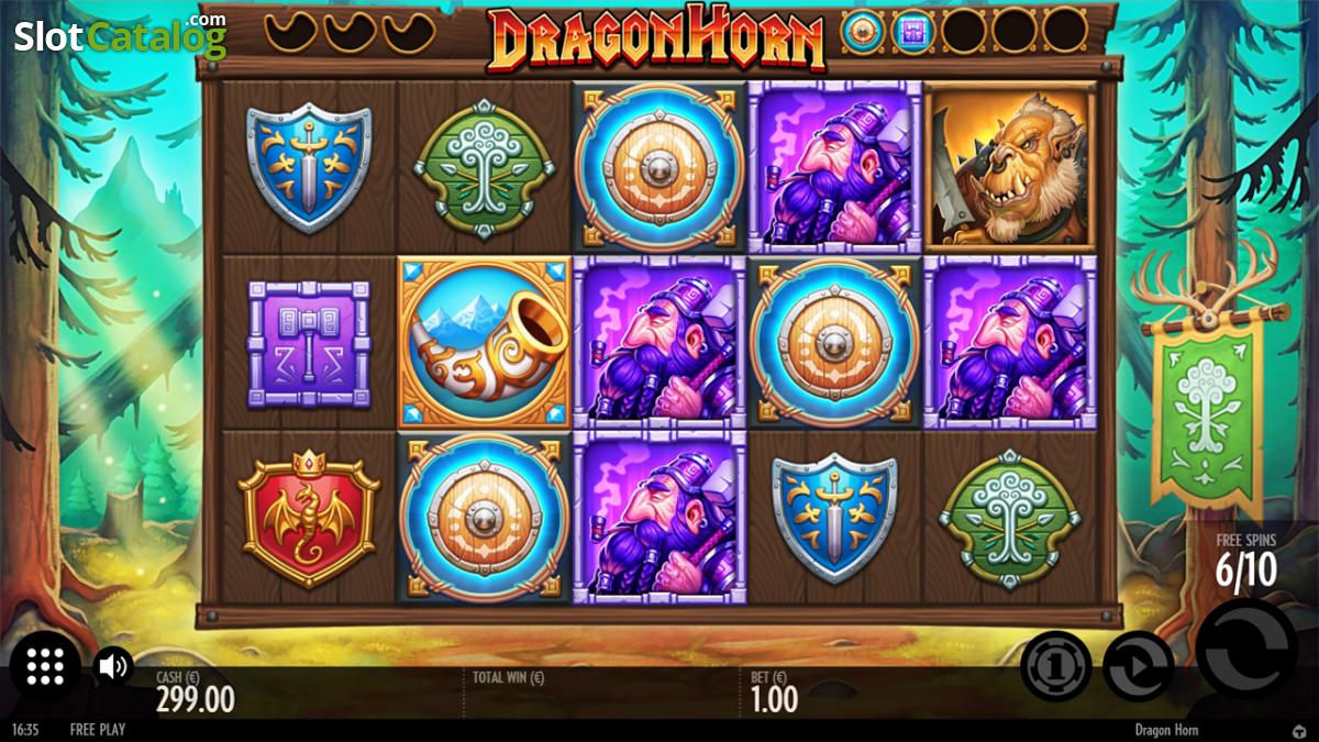 Spiele Dragon Horn - Video Slots Online