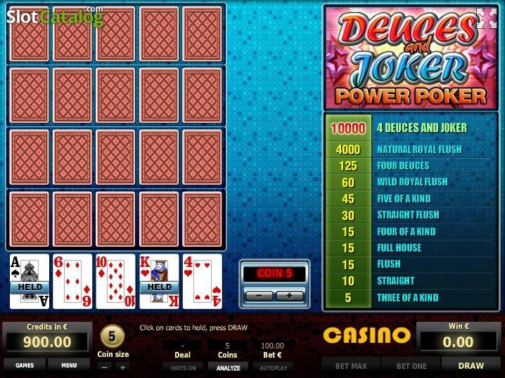 Spiele Deuces & Jokers - Video Slots Online