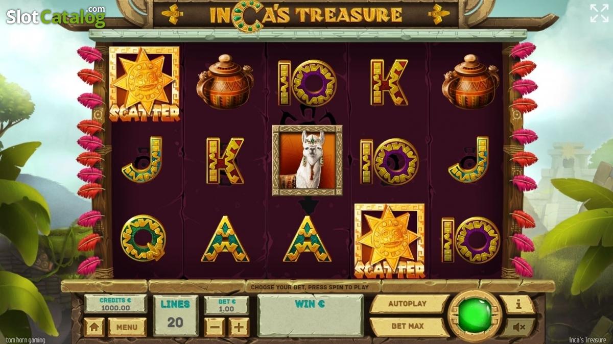 Spiele IncaS Treasure - Video Slots Online