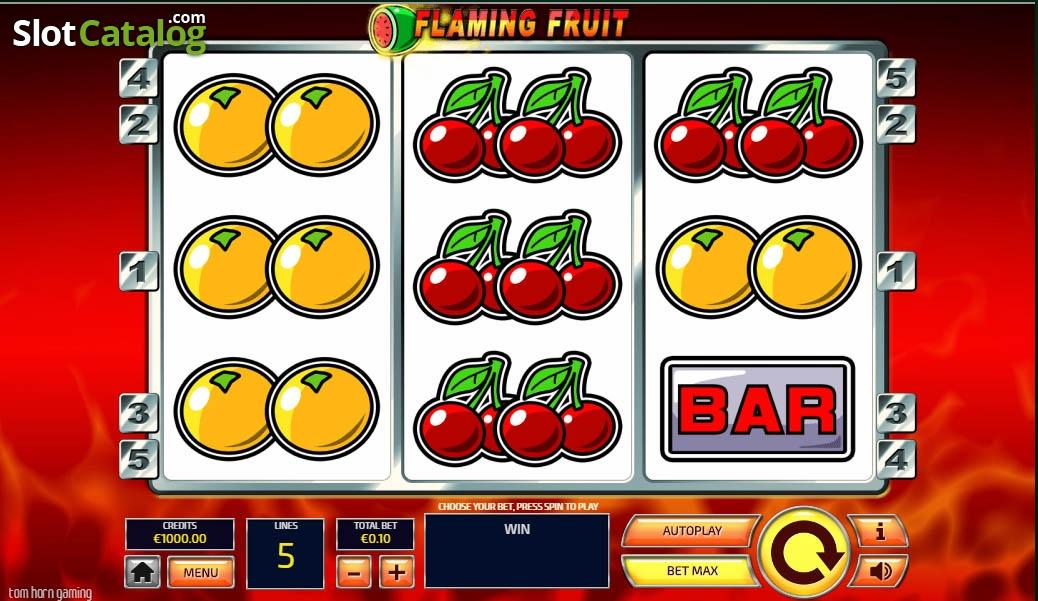 Spiele Flaming Fruit - Video Slots Online