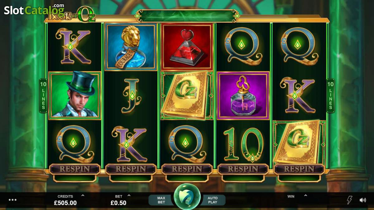 Slot Book Games