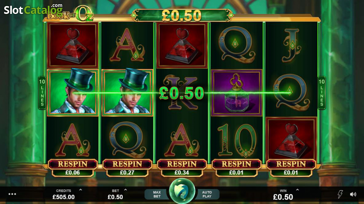 Spiele Kingdoms Edge 96 - Video Slots Online