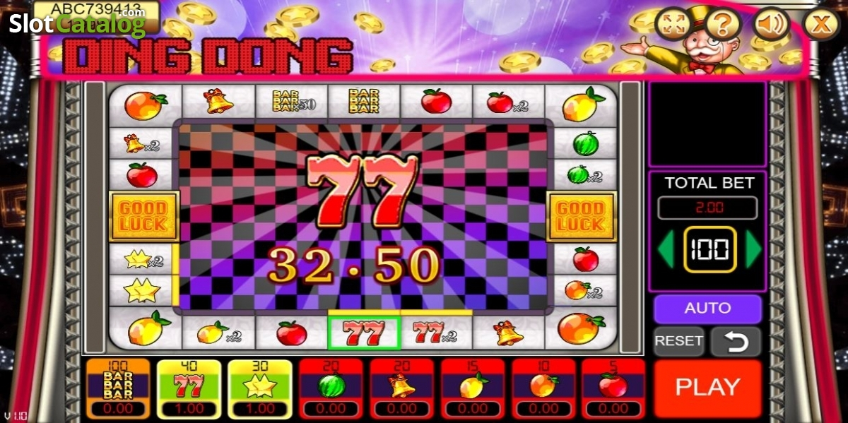 Ding Dong Slot ᐈ Claim a bonus or play for free!
