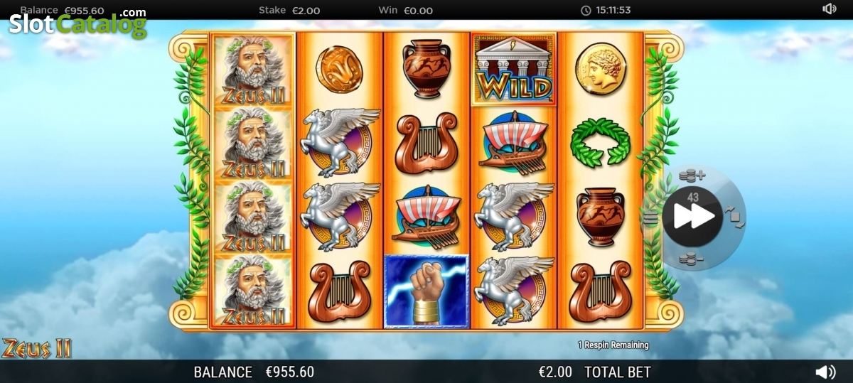Slot Games Zeus 2