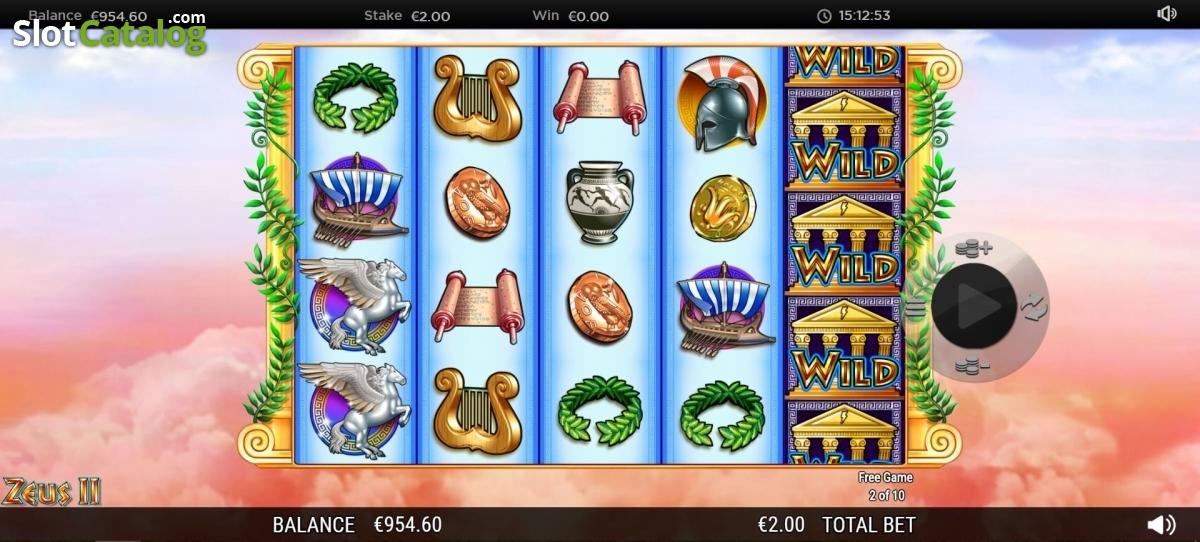 Free Slots Zeus 2