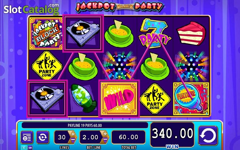 Spiele Jackpot Block Party - Video Slots Online