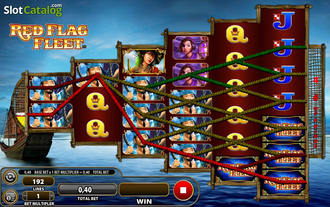 Spiele Red Flag Fleet - Video Slots Online