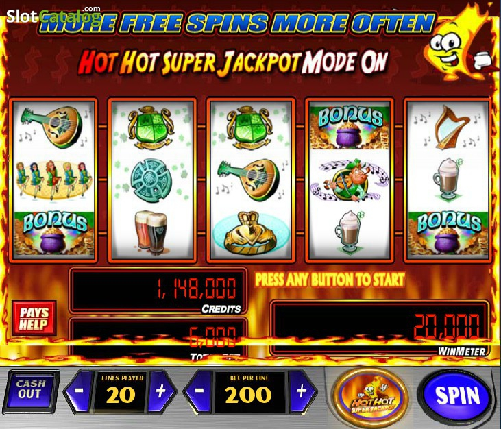 Spin games slot