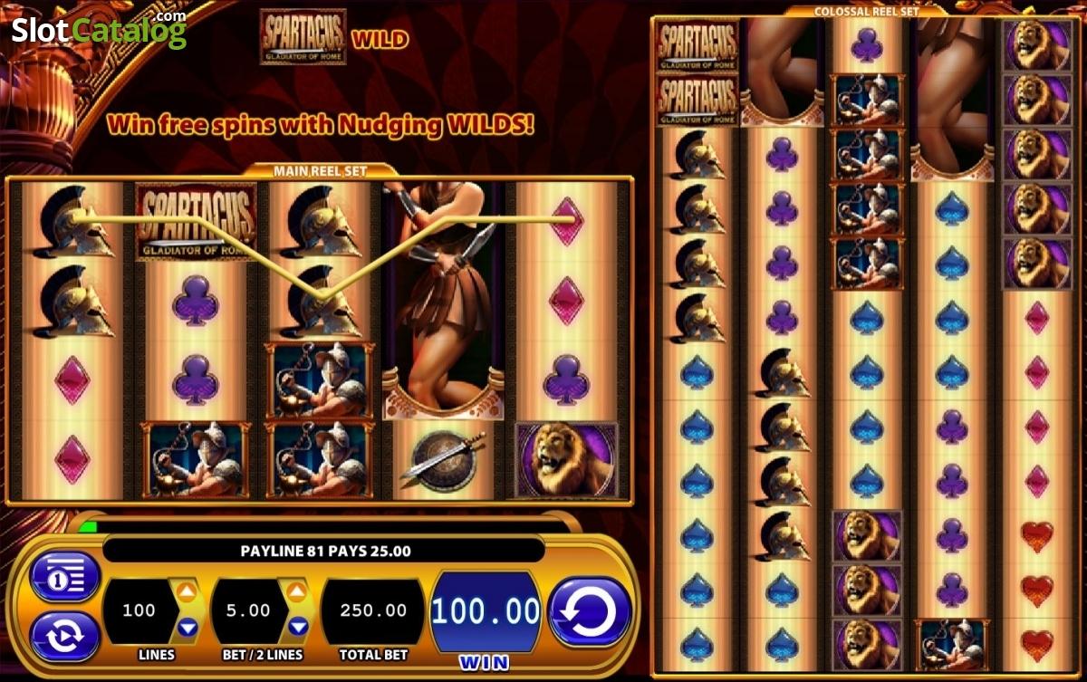 Spiele Spartacus Gladiator Of Rome - Video Slots Online