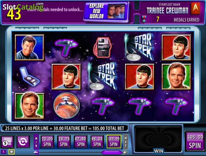 Spiele Star Trek Red Alert - Video Slots Online
