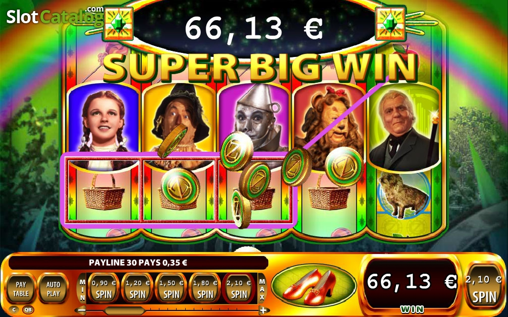 Free online slots wizard of oz ruby slippers
