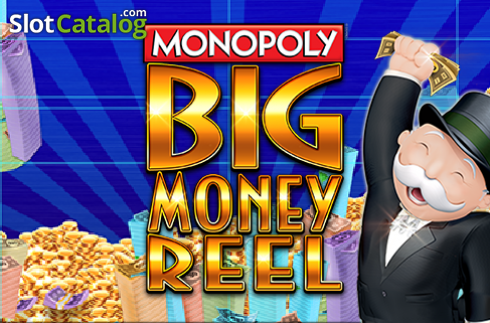 Monopoly Big Money Reel from WMS