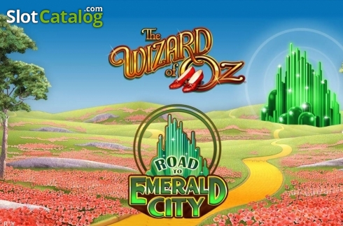 THE WIZARD OF OZ: Road to Emerald City (Video Slot fra WMS)