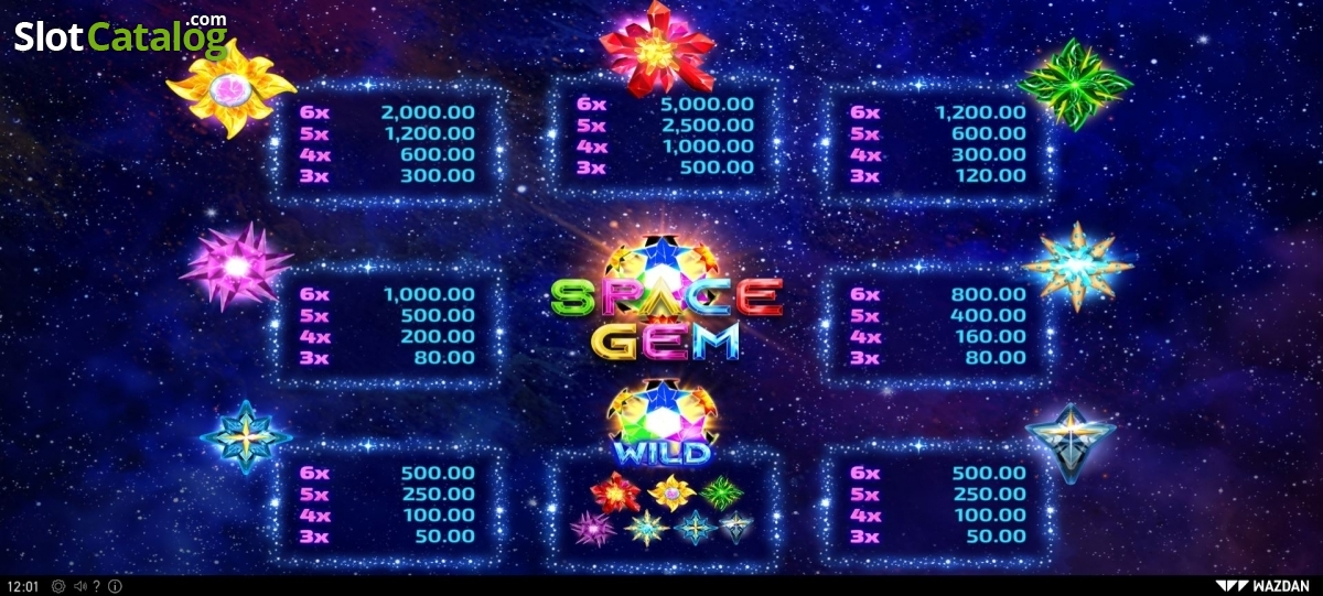 Spiele Space Spins (Wazdan) - Video Slots Online