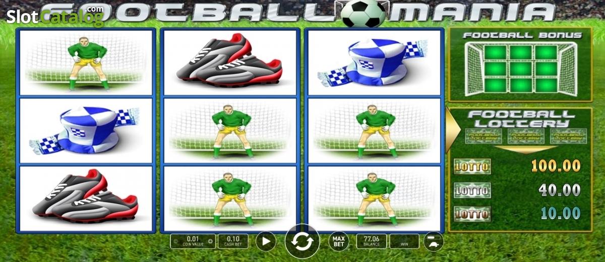 Spiele Football Mania - Video Slots Online